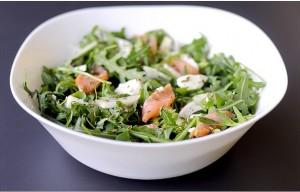 insalata rucola finocchi salmone mozzarella 1 72dpixcontest