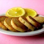 Biscottini al Limone (Senza Uova)