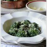 Gnudi di Ricotta e Spinaci con Burro e Salvia