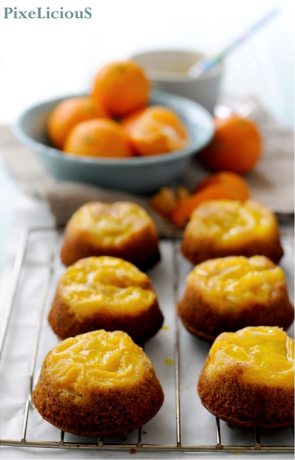 tortini di farro alle clementine 2 72dpi