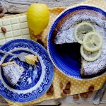Torta Anacaprese (Caprese al Limone e Cioccolato Bianco)