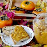 Confettura di Cachi Mela alla Vaniglia