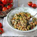 Fregola Sarda con Carciofi, Bottarga e Pomodori Secchi