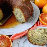Poppy Seed Citrus Cake: Torta con Semi di Papavero e Arance