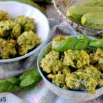 Bazzecole: le Frittelline con Basilico e Zucchine di Totò