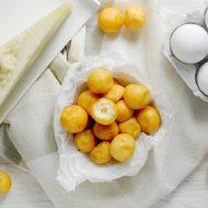 Frittelline di Parmigiano per i vostri Menu di Carnevale