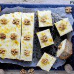 Paul Hollywood's Orange and Walnuts Traybake (Torta Arancia e Noci)