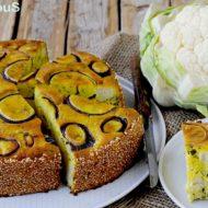 Cauliflower Cake di Yotham Ottolenghi